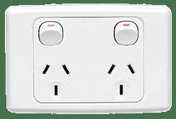 Mains socket