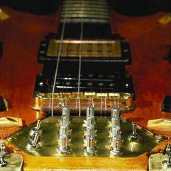 Angel Guitar Bridge