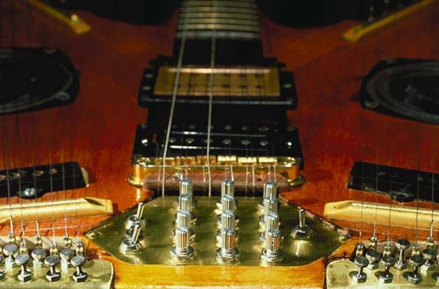 Angel Guitar Bridge